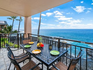 25% OFF! 2bdrm oceanfront condo, pool/spa, tennis court, fitness center, & a/c.
