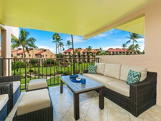 Kamaole Sands #7-305 1Bd/2Ba, Inner Court, Large Lanai, Near Beach, Sleeps 4