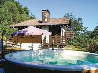 Awesome home in Basse le Rupt with Sauna, WiFi and 3 Bedrooms (FTV018)