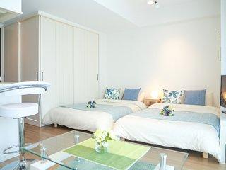 【Shinsaibashi House 14】Osaka☆ Designer's room☆Top floor☆Shisaibashi are♪