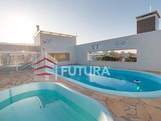 LA072E - Apartamento para temporada - Praia de Bombas, Bombinhas SC
