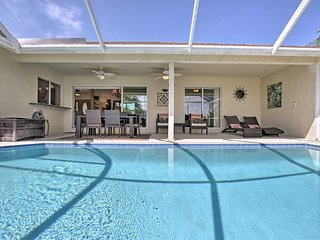 NEW! Canalfront Home w/ Pool Near Tigertail Beach!
