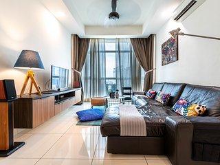 Tastefully decorated condominium for fuss free travelling.