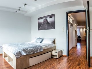 Charming attic flat in the Old Town Gdansk