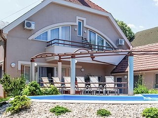 Nice home in Siofok w/ Outdoor swimming pool and 6 Bedrooms (UBS787)