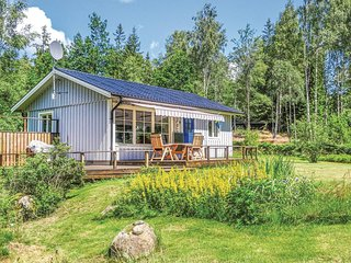 Beautiful home in Långaryd w/ WiFi and 2 Bedrooms (S16096)
