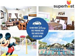 Amazing Vacation Home Disney Area Resort
