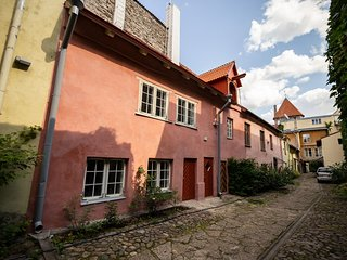 Medieval home in the heart of Tallinn's Old Town