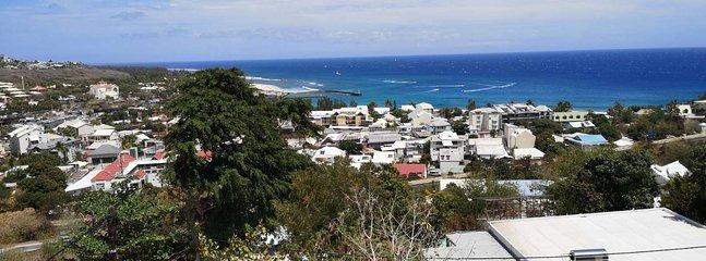 panoramautsikt över havet