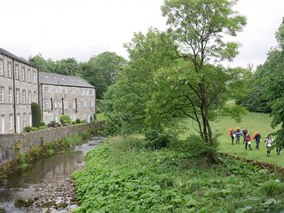 Beautiful Riverside Apartment in the Heart of the Yorkshire Dales