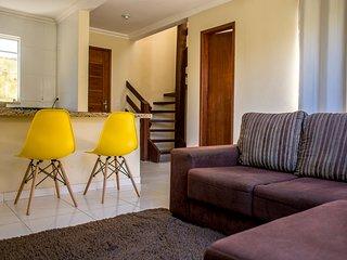 Casa Kiwi - 2 Quartos - Orla Porto Seguro Bahia