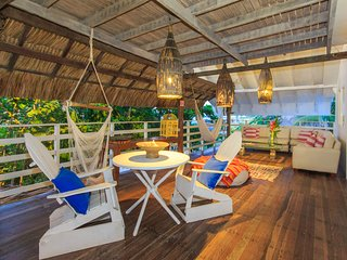 Beach Peace House Cartagena, iperfect for groupsi