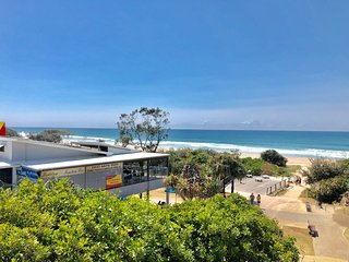 OCEAN VIEW OASIS - ABSOLUTE BEACHFRONT CABARITA BEACH