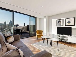 LONDON BRIDGE SUITES Amazing Duplex with terrace
