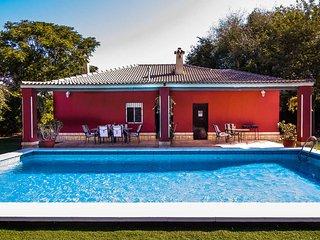 Holiday Home private pool and wifi in Seville countryside. Ideal visit Andalusia