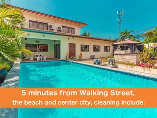 VIEWBOR VILLA - PATTAYA HOLIDAY HOUSE WALKING STREET