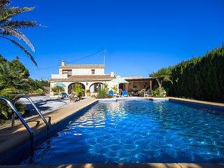 JOWI - Verano perfecto en la villa con piscina privada en Moraira
