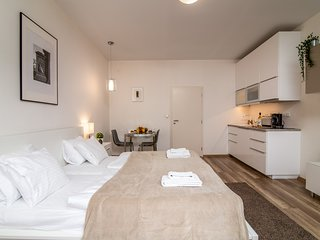 Four neighboring apartments w/ WiFi, Netflix and well-equipped kitchenette!