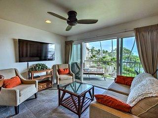 NEW! Kauai Kaliani Condo w/ Balcony & Ocean Views!
