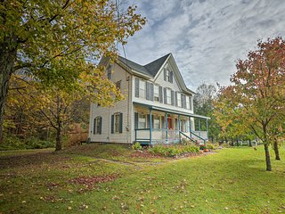 NEW! Catskills House - 1 Mi to Windham Mtn Resort!