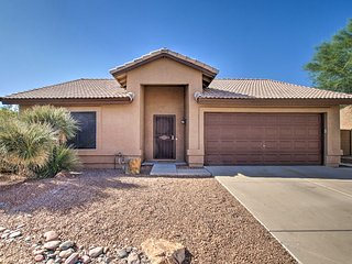 NEW! Modern Home 2 Miles to Downtown Chandler!