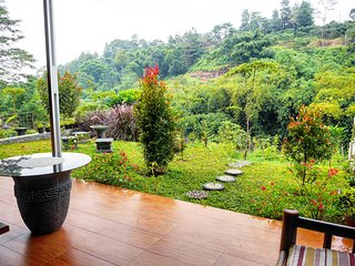 The Wiltshire One at Dago Pakar • Hillside villa
