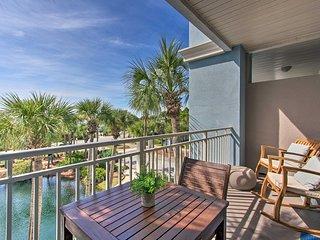 BeachHaven30A: Ocean View w/ Private Beach & Pools