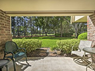 NEW! Large Tampa-Area Condo w/ Golf Course Access!