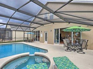 NEW! Home w/ Pool - No Pool Heat Fee in January!