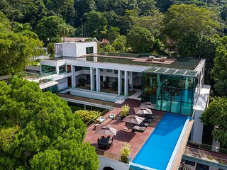 Rio007 - Luxurious mansion in the Botanical Garden