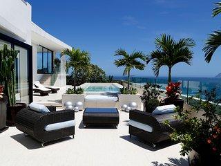 Rio075-Incredible eleven bedroom penthouse on Copacabana beachfront