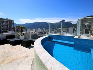 Rio037 - Classy penthouse with pool and terrace in Ipanema