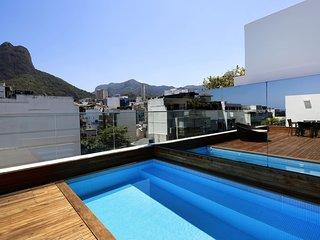 Rio110 - Penthouse in Leblon