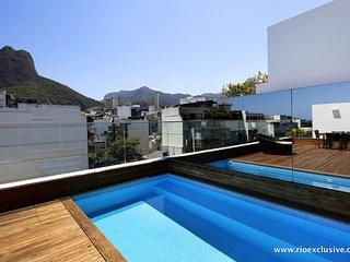 Rio110 - Penthouse in Leblon Rio110