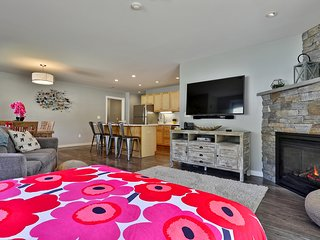 The Brit Suite at Killington: Sleeps 10, Newly Remodeled - Condo