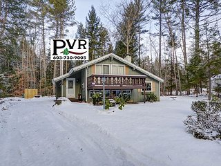 2BR w/ Guest Suite near Skiing & Hiking! Cable, WiFi & Pets Welcome!