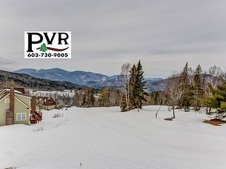 Brand New 3BR Black Mtn TRAIL SIDE w/ Mtn View! Discount Ski Tickets!