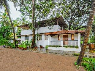 Lavish 2-bedroom villa, 3.9 km from Baga Beach /73989