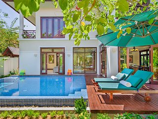 Furama Villas 3 BRS with private beach