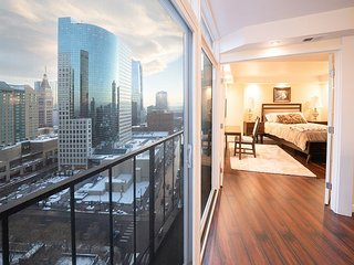 Remodeled Downtown Condo-14th floor-pool/gym-Amazing Views
