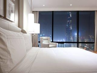 Luxurious Serviced 4 Bed Address Fountain Views - Burj & Fountain View