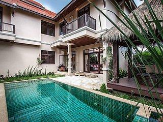 Chaweng Sunrise Villa 2   Spacious 2 Bed Pool Villa in Samui