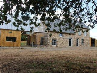 Gîte de Charme en pleine campagne Normande proche de nombreux sites touristiques