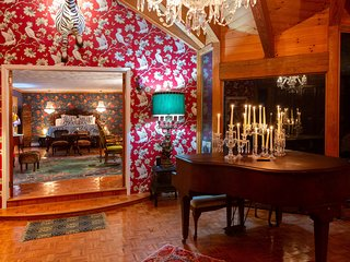 Villa Sposa Elegante romantic getaway