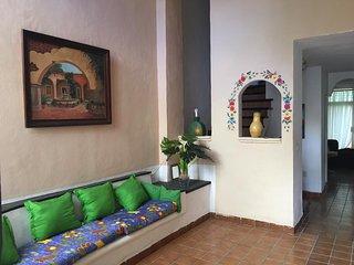 Casa My Local Home Vallarta a 5 calles de playa para 20 personas