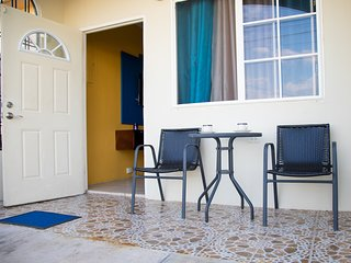 Peace by the Beach Villa****2-Bedroom***5 minutes from the Beach