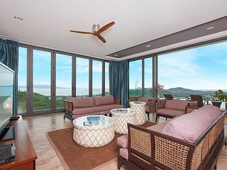 Villa High Rise   Luxurious 6 Bed Pool Villa in Bophut Samui
