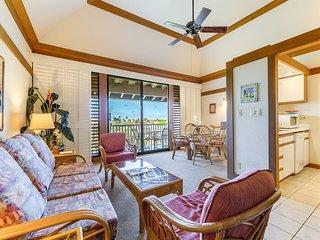 Poipu Beach Tropical Delight! Full Kitchen, Flat Screens, WiFi+ Private