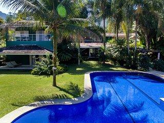 Ang021 - Luxury beach house in Angra dos Reis Ang021