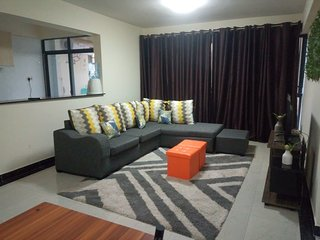 Two bedrooms with Master en suit apartment at Kileleshwa